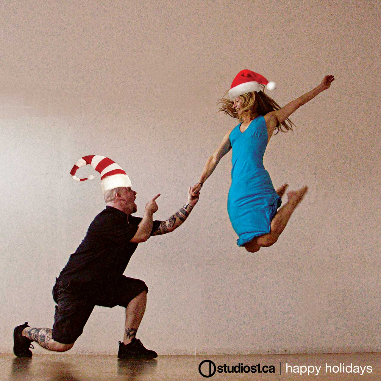 studios1.ca Happy Holidays 2015